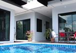 Location vacances Cha-am - Pudpichaya Pool Villa-4