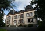 Location vacances Gourfaleur - Le Chateau De Montmireil-1