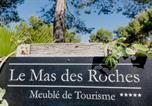 Location vacances Rognac - Le Mas des Roches à Velaux-3