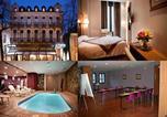 Hôtel Bourg-d'Oueil - Alti Hôtel-1