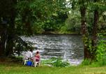 Camping en Bord de rivière Limousin - Camping l'Echo du Malpas-3