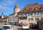 Hôtel Pont-en-Ogoz - Hotel du Cheval Blanc-2