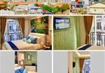 Location vacances Bandung - Apartment Grand Asia Afrika Tulip Bandung-2