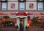 Hôtel Troarn - Hotel Du Parc-3