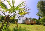 Camping avec Piscine couverte / chauffée Aude - Camping de Montolieu-1
