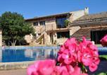 Location vacances Llucmajor - Alojamientos Rurales Cas Contador-1