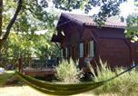 Location vacances Floressas - Jouan Wooden House-1