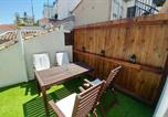 Location vacances Pegalajar - Apartment with 2 bedrooms in Jaen with furnished terrace and Wifi-1