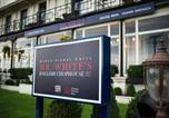 Hôtel 4 étoiles Boulogne-sur-Mer - Best Western Plus Dover Marina Hotel & Spa-3