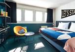 Hôtel Dresde - The Student Hotel Dresden-1