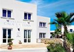 Hôtel Favignana - Villaggio cala la luna-3