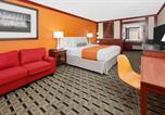 Hôtel San Marcos - Howard Johnson by Wyndham San Marcos-3