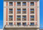 Hôtel Santa Susanna - Hotel Espanya Calella-1