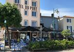 Hôtel Les Sables-d'Olonne - Hôtel Du Port-1