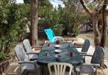 Rag35 : Appartement T2 6 couchages - Narbonne Plage