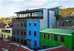 Hôtel Valparaíso - Fauna Hotel-3
