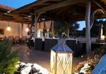 Location vacances  Province de Sassari - The Straw House-3