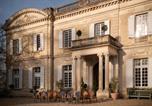 Hôtel La Réole - Château Marcellus-1