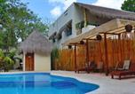 Hôtel Bacalar - Hotel & Suites Oasis Bacalar-3