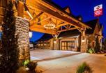 Hôtel Elk City - Best Western Plus Weatherford-1