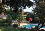 Hôtel Uchaux - Santolines en Provence-4