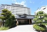 Hôtel Nikkō - Kinugawa Onsen Sanraku-1