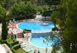 Location vacances Salou - Catalonia Gardens-1