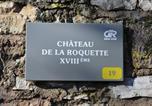 Location vacances Bozouls - Château De La Roquette-2
