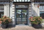 Hôtel Haarlem - Hotel Lion D'Or-3