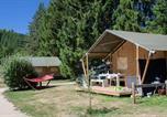Camping Haute-Loire - Camping de Vaubarlet by Villatent-1