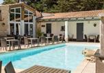 Hôtel Sainte-Marie-de-Ré - Hôtel Restaurant & Spa Plaisir-1