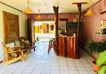 Hôtel Costa Rica - Cabinas Palmer Makanda-2