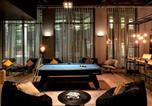 Hôtel South Lanarkshire - Moxy Glasgow Merchant City-3