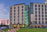 Hôtel Padova - Best Western Plus Hotel Galileo Padova-4