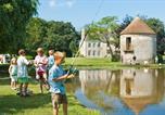 Camping avec Hébergements insolites Saint-Rémy-des-Landes - Les Castels Château de Lez-Eaux-3