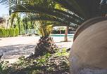 Location vacances Fuente de Piedra - Holiday home Carretera Fuente de Santiago-4