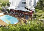 Hôtel Vitrolles - Best Western Plus Hôtel de l'Arbois-3