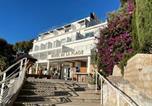 Hôtel Cassis - Hotel de La Plage - Mahogany-2