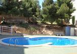 Location vacances l'Ametlla de Mar - L'Ametlla Terrasse Vue Mer Appt Dolors-1
