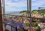 Location vacances  Province de Savone - Appartamento con vista mare eccezionale-3