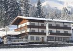 Hôtel Uderns - Hotel Pension Eichenhof-4