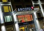 Hôtel Berlin - Arcotel John F Berlin-1