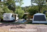 Camping avec Site nature Champagnac-le-Vieux - Flower Camping La Rochelambert-4