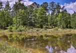 Location vacances Hattiesburg - Secluded Cabin w/Pond - 37 Mi. to Gulf Coast!-4