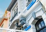Hôtel Boulogne-sur-Mer - La Goélette, Chambres d'Hôtes-1