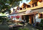 Hôtel Český Krumlov - Pension & Restaurant U Koňské dráhy Holkov-1
