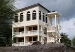 Hôtel Jambiani - Geo Zanzibar Resort-3