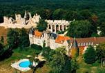 Hôtel 5 étoiles Tinqueux - Chateau De Fere