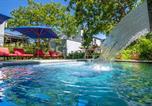 Location vacances Franschhoek - La Fontaine Boutique Hotel-1