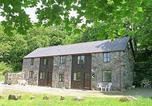 Hôtel Mawddwy - No 4 Tanyfford Barn-4